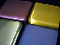 酸化発色処理